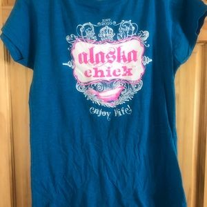 Women's Alaska T Shirt